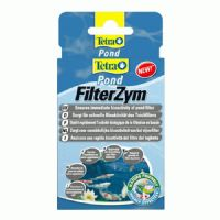 Tetra Pond Filterzym 10 caps Filter bacteria supplement Additive